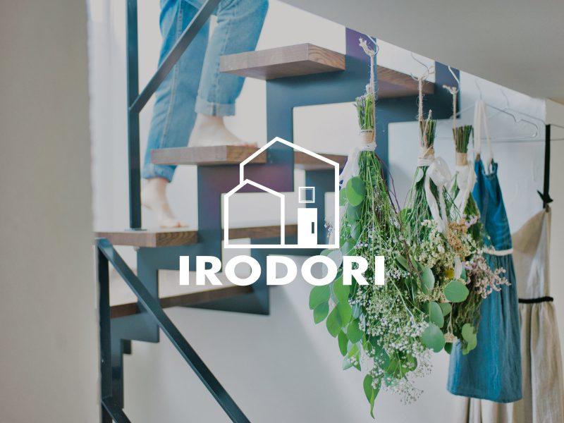 IRODORIロゴ